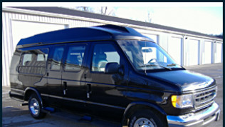 Airport Shuttle, Party Bus Rental & Wedding Car Service