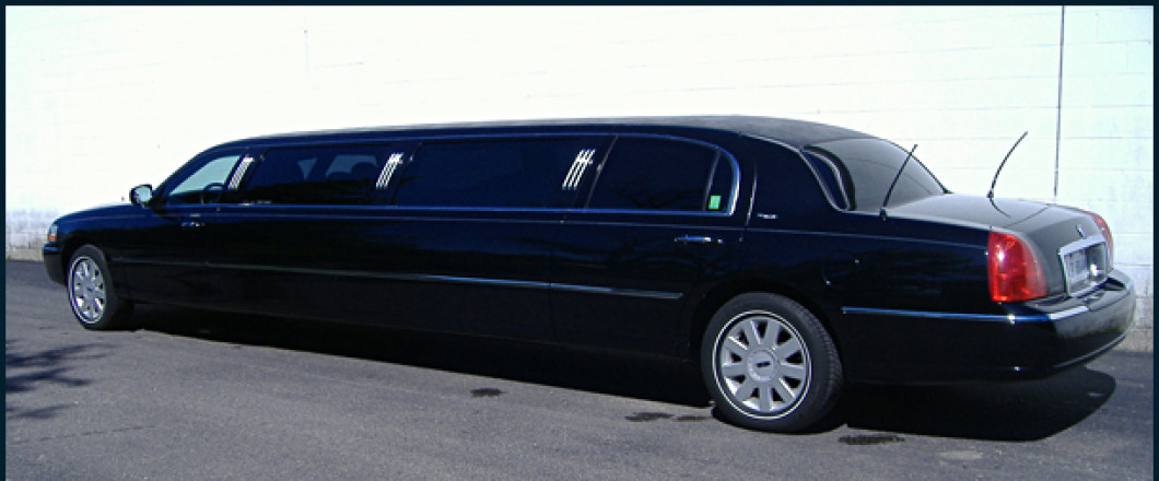 Nothing Beats a Ride in a Limo